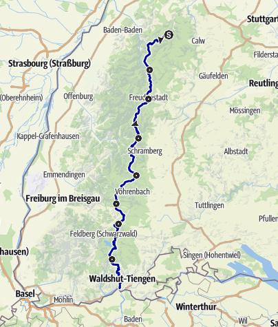 Map / Mittelweg