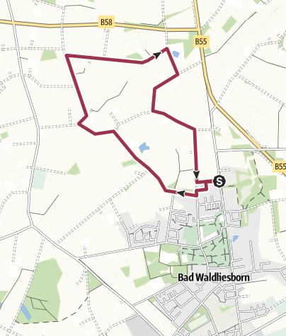 Map / Walibo Nord Inlineskating