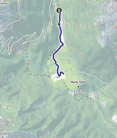 Map / Sarca di Nambrone PT1