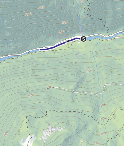 Karte / Fiume Sarca NK4