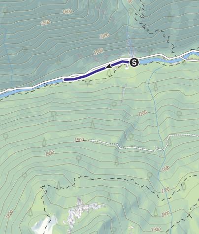 Map / Fiume Sarca NK4