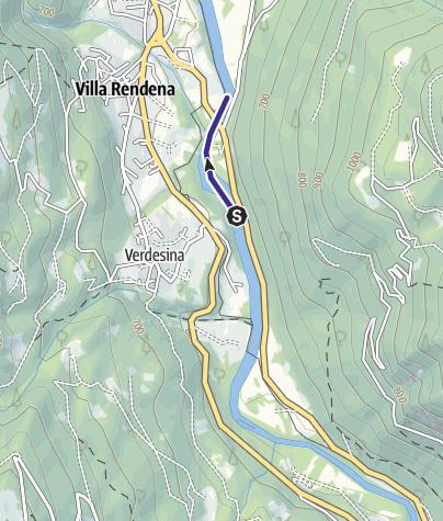 Karte / Fiume Sarca NK5