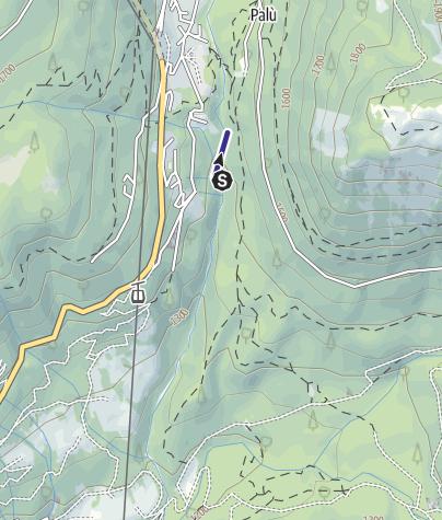 Karte / Fiume Sarca NK6