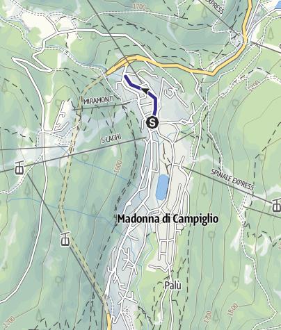 Map / Fiume Sarca NK7