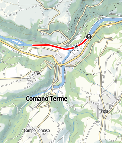 Map / Fiume Sarca PP1