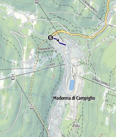 Karte / Fiume Sarca PP6