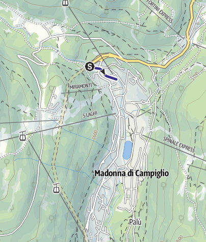Map / Fiume Sarca PP6