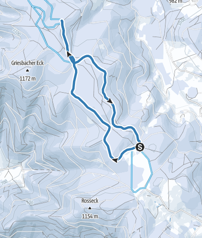 Map / Furtwangen - Panoramaloipe