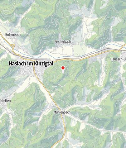 Karte / Aussichtsturm Urenkopf