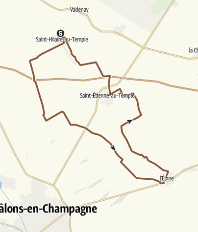 Map / l'épine juin 2016 09:42:43