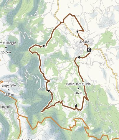 Mappa / Morelli - Terro