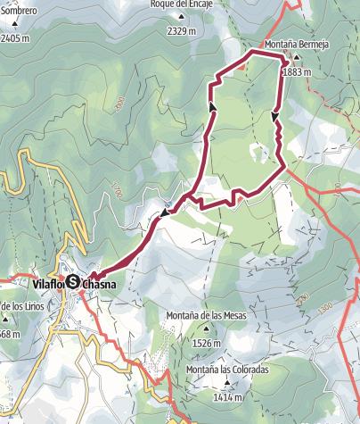 Map / Teneriffa 18