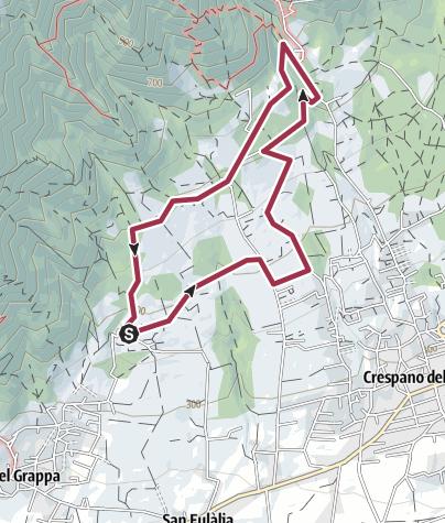 Map / CASSANEGO-COVOLO