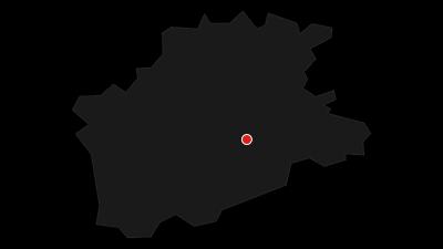 Karte / Aus Bad Schandau zu den Tafelbergen Gohrisch, Papststein und Kleinhennersdorfer Stein