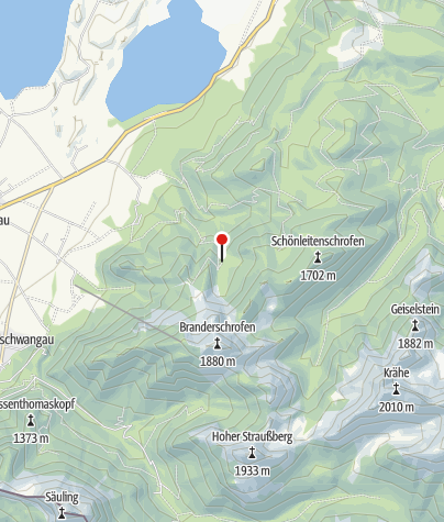 Karte / Drehhütte