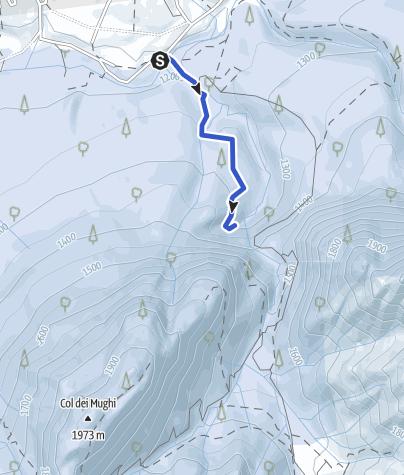 Map / Specchio di Biancaneve (Snow White's Mirror) Sector