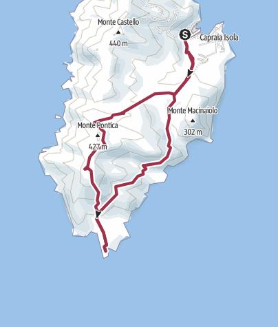 Map / capraia 1-2016