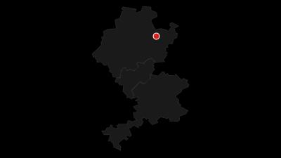 Karte / Rothaarsteig