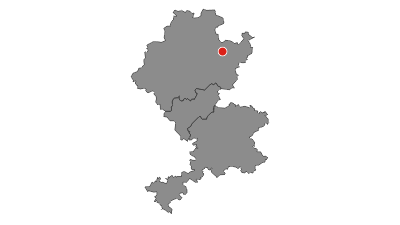 Kaart / Rothaarsteig