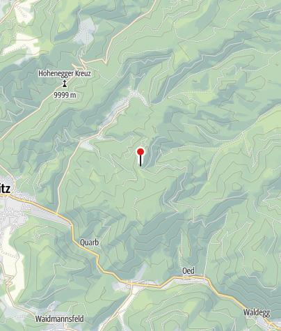 Karte / Fozeben-Schihütte