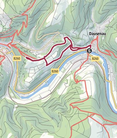 Karte / Concordiaturm
