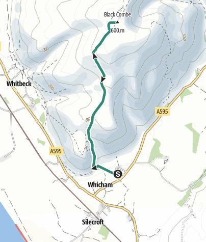 Map / Blackcombe