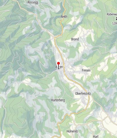 Karte / Mystische Unter- & Oberwelten