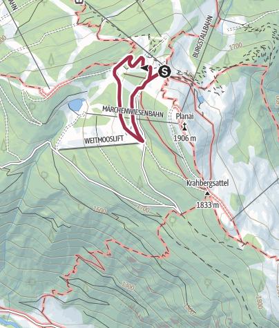 Karte / Hopsiland