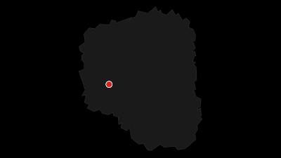 Karte / Bergbau-Technik-Park - Sächsische Industriekultur entdecken!