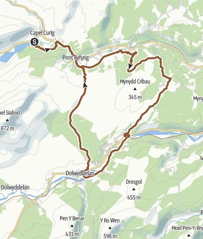 Map / Sarn Helen from PYB