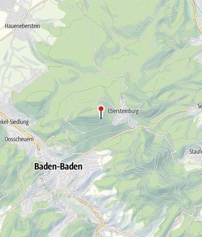 Karte / Broussel Gedenktafel