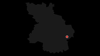 Karte / Isen  Wanderweg 4 - Große Waldwanderung