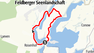 Map /  Qualitätsweg Falladas Fridolinwanderung