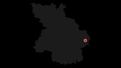 Karte / Ökumenischer Wanderweg Dorfen - Oberdorfen