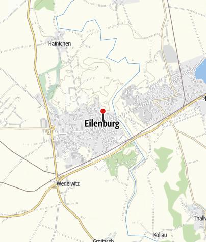 Karte / Stadtmuseum Eilenburg im Traditionshaus ´Roter Hirsch´