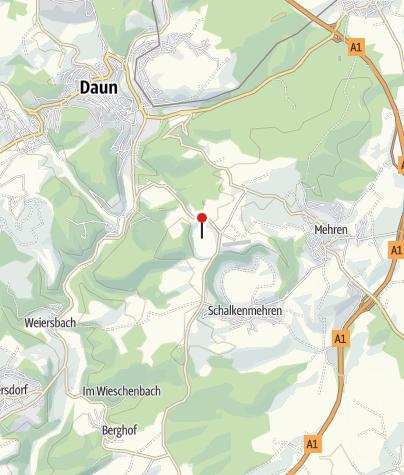 Map / Weinfelder Maar