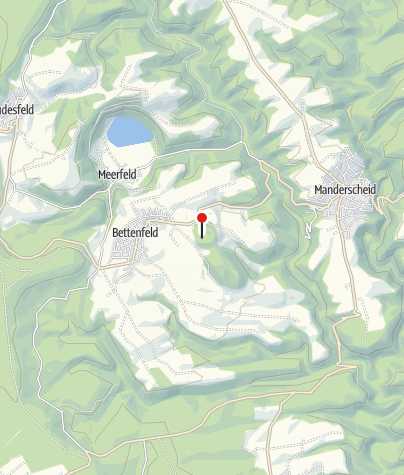 Map / Windsborn Crater Lake