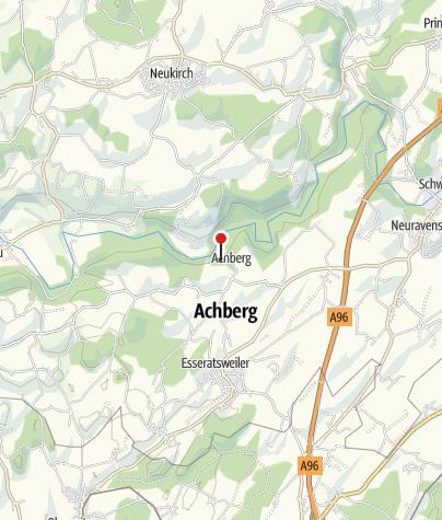 Map / Schloss Achberg