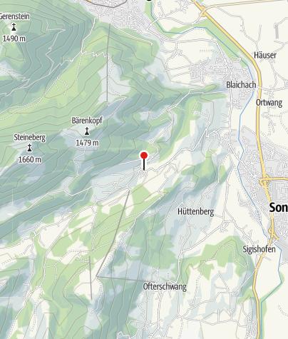 Karte / Sennerei Gunzesried