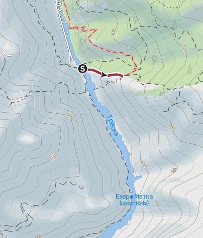 Map / Matka - Sv. Nikola