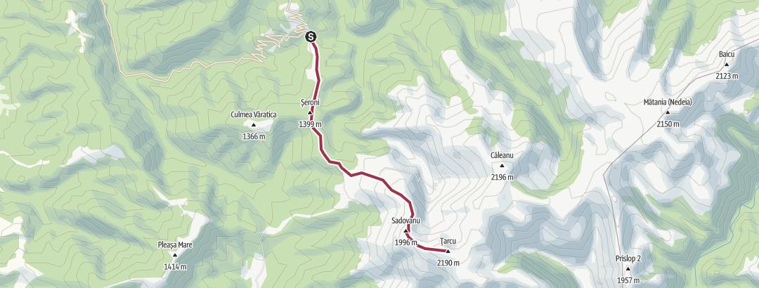 Térkép / Route, 07.03.2020 11:23:21