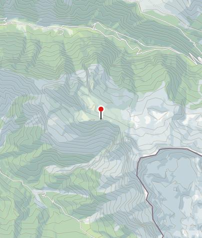 Karte / Biv. Marussich an der Sella Grubia