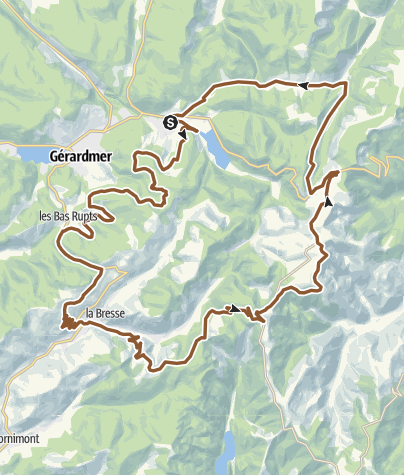 Mapa / Circuit, 15 juil. 2016 09:58:00