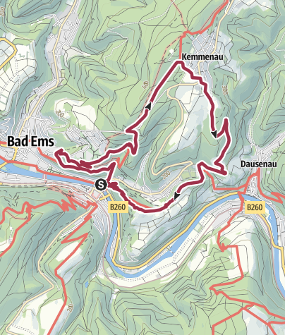 Karte / HöhenLuft