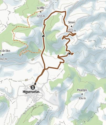 Map / Higueruelas, Valencia