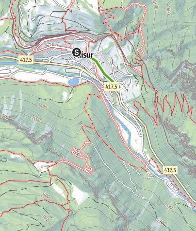 Karte / FiliTour