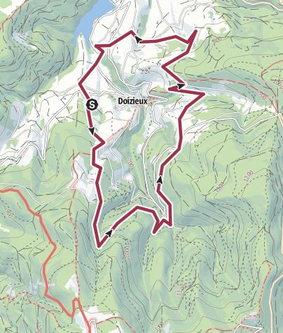 Map / Doizieux par Champin