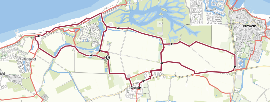 Map / Groede(Nl)25092016