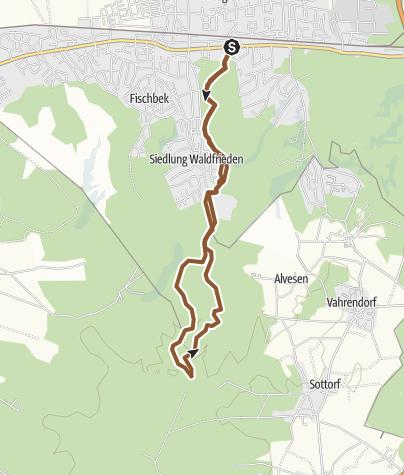 Map / Pico Harburger