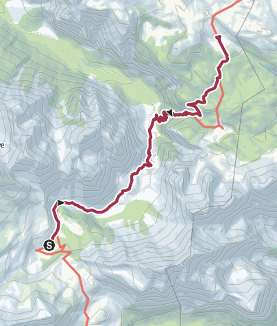 Carte / Regal 35 :Fannes -> Sennes / Dolomites